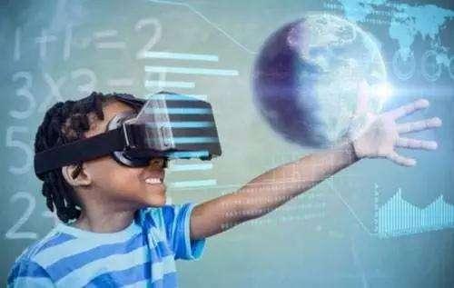 VR教育现状及未来趋势