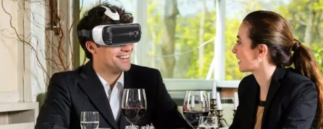 掀秘|VR将如何改变工作场所