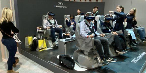 VR & AR 凉而复热了