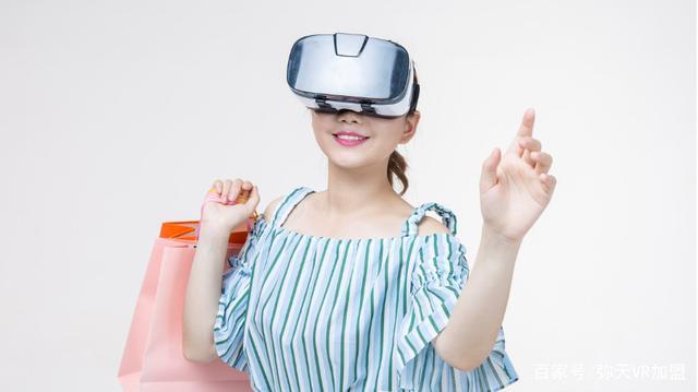 当VR虚拟现实技术遇上网购